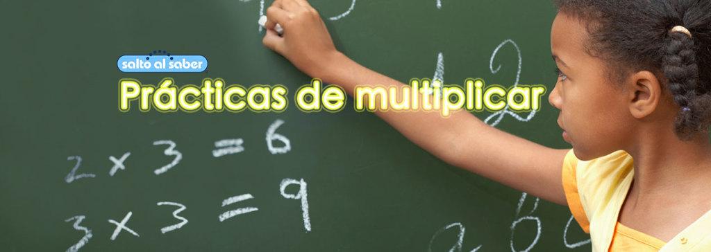 Software para Prácticas de Multiplicación